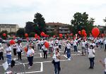 """FOTO Flash mob, gli infermieri: """"Rispetto e giusto riconoscimento sociale"""""""