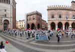 FOTO Ruolo e stipendi: flash mob di protesta degli infermieri
