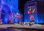 FOTO  Magia e orgoglio: «Notte di luce» sulla città