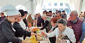 Festival della mostarda, il weekend più saporito