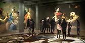 Nella cripta del Duomo di Pavia mostra sull'acqua e Leonardo