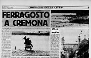 Ferragosto a Cremona