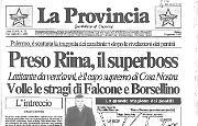 Preso Riina, il superboss