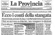 Sanremo in diretta 'Sono disperato'Ma Pippo lo salva