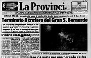 Terminato il traforo del Gran S. Bernardo