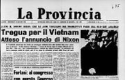 Tregua per il Vietnam
