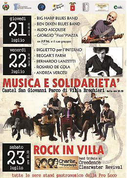 Castel San Giovanni - Rockin' Villa