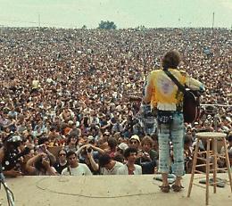 Cinquant'anni dopo: la nostra Woodstock