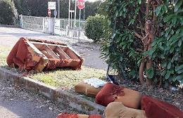 Caorso, foto trappole anti furbetti dei rifiuti