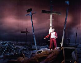 Parole che disvelano la verità: Barabba di Antonio Tarantino e il dialogo sulle Sette parole di Cristo