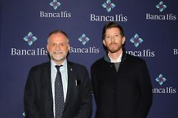 """Furstenberg Fassio (Banca Ifis) """"La bellezza risorsa per la ripresa"""""""