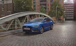 Nuova Ford Focus debutta con uno stile ancora piu' innovativo