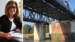 Ponte sul Po, c'è il progetto: il gigante di ferro rimesso a nuovo