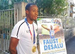 L'intervista, Desalu: «Non ci credo ancora»