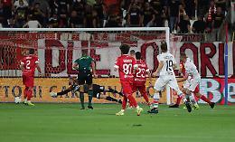 Cremonese sfortunata, nel big-match di Monza decide il gol di Gytkjær