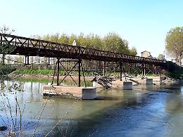 Ristrutturazione del ponte sull'Oglio, accordo tra le Province di Cremona e Mantova