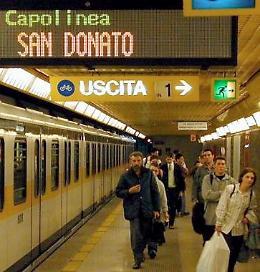 «No alla metropolitana fino a Paullo»