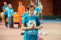 Think Positive, un successo la maratona olistica all'Eridanea