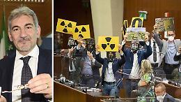 """Nucleare, Cattaneo: """"Nessuna preclusione verso le tecnologie pulite"""""""