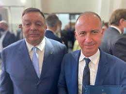 Confindustria Lombardia, Buzzella presidente: le foto dell'evento