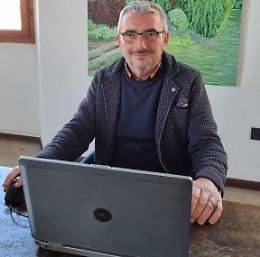 Borghetti prof di internet in aiuto agli anziani del paese