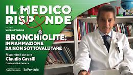 «Il medico risponde», Bronchiolite: a rischio i bambini sotto i due anni