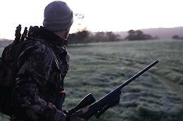Arma detenuta abusivamente, nei guai cacciatore 69enne