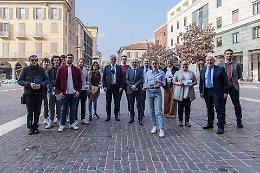 «Impronte d'acqua» di Padania Acque, Chizzoli: «Giovani sensibili alla sostenibilità»