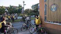 Affiche, nuova biciclettata e incontro con Massimo Caccia