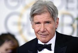 Harrison Ford perde carta credito, gliela riconsegna il figlio di Borsellino