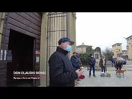 VIDEO La cerimonia della benedizione degli animali