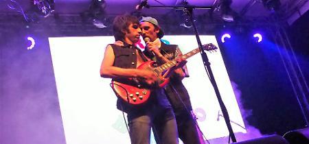 FOTO Clavdio e Franco 126 al Tanta Robba Festival di Cremona