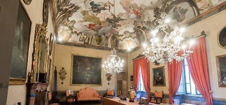 FOTO Dentro palazzo Calciati Crotti