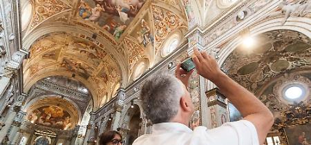 FOTO San Sigismondo, alla scoperta di coro, refettorio e chiostro