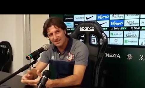 Mister Rastelli: la serie B è questa, Venezia squadra di qualità