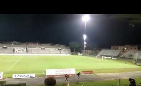 VIDEO Pistoiese-Pergolettese 0-0: il commento