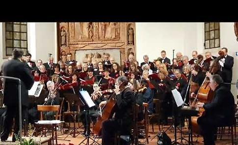 VIDEO Il concerto dell'Epifania del coro Estudiantina con l'Orchestra Filarmonica di Mantova