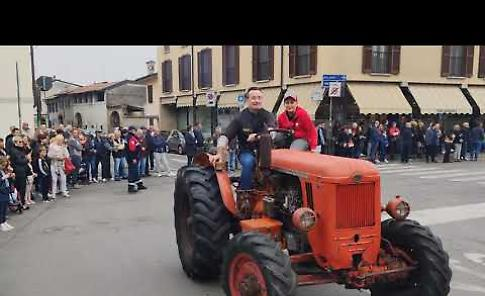 VIDEO Agricoltura in  festa