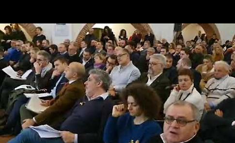 VIDEO Il consiglio comunale con l'assessore regionale al welfare Giulio Gallera