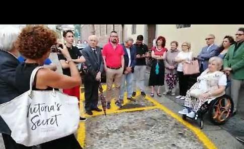 """VIDEO """"Se prendi il mio posto prendi anche il mio handicap"""""""