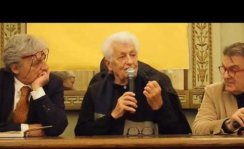VIDEO L'incontro con lo scrittore Loriano Macchiavelli