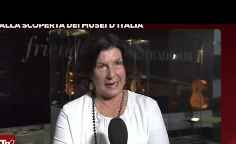VIDEO Il Museo del Violino protagonista al Tg2