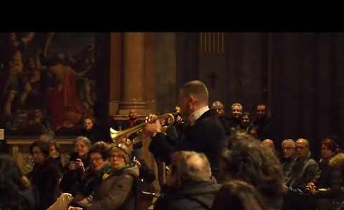 VIDEO Il Concerto in Cattedrale con Fabrizio Bosso