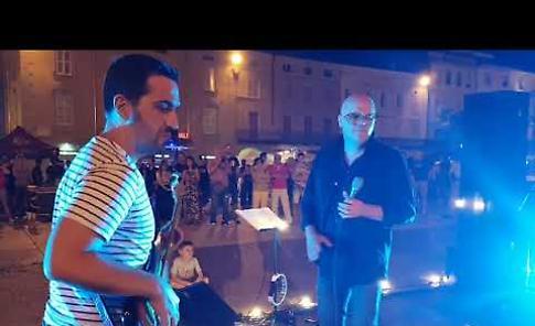 VIDEO Giovedì d'Estate con la band Crazy Legs