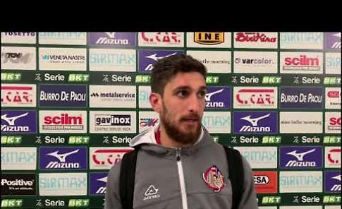 VIDEO Cittadella-Cremonese 0-0: il commento del difensore Luca Ravanelli