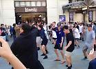 Mondiali di rugby, haka a Piccadilly Circus: il flash mob