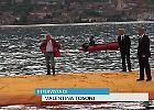 The Floating Piers, Christo racconta la sua passerella galleggiante