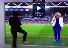 Euro 2016, dallo studio tv allo stadio: l'effetto ottico è soprendente