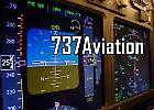 Genova vista dalla cabina di pilotaggio del Boeing 737