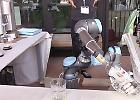 Pisa: il robot-barman che prepara i cocktail